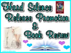 ⭐️⭐️Book Review & Blog Tour⭐️⭐️ Hard Silence  By: Mia Kay  Romance Book Promotions & Book Plug