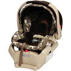 Graco SnugRide Classic Connect 35 Infant Car Seat, Vance: Baby ...