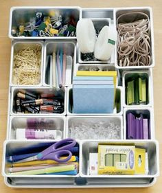 Loaf pan & cookie sheet drawer system #diy #organization