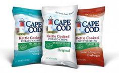 $1.00/1 Cape Cod Potato Chip Printable Coupons