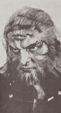 Tiger-man, in Island of Lost Souls (1932)