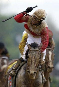 The Kentucky Derby.....                                .(Orb Kentucky Derby 2013 Winner)
