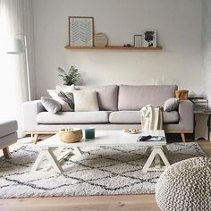 Nordic living area