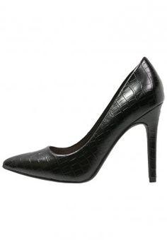 New Look - STEAM  - Escarpins - black
