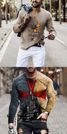 Men long sleeves shirts for summer or fall, printed and plus size design, easy to online shipping, free shipping on an order $59. #men #shirts #fashion #summer #tops Online Shipping, Free Shipping, Men Shirts, Summer Tops, Long Sleeve Shirts, Shop Now, Plus Size, Mens Fashion, Printed