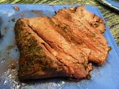 The key to a perfect Tri-Tip Roast is twofold … Internal Temperature and carving against the grain of the meat which runs in a couple of different directions. A Tri-Tip is a cut from the bottom of the sirloin and … Read More