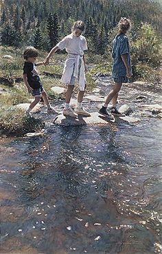 Steve Hanks - Stepping Stones