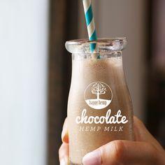 Chocolate Hemp Milk