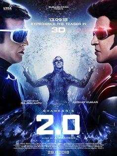 7 Best Rajinikanth Akshay Kumar And Amy Jacksons Robot 20 Movie