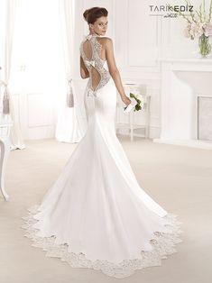 ¡Atrévete a dar la espalda con estos vestidos! #vestidosdenovia #novias2014 #tendencias2014