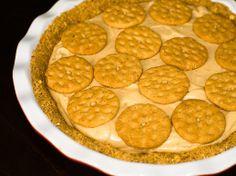Girl Scout peanut butter sandwich pie
