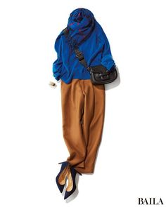 I can work overtime too! Yuru comfort coordinates are also bright blue now … – Tenues de mode femmes Daily Fashion, Japan Fashion, Cute Fashion, Modest Fashion, Everyday Fashion, Fashion Fashion, Winter Fashion Outfits, Fall Winter Outfits, Style Du Japon