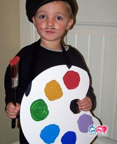 DIY Last Minute Halloween Costume Ideas - Design Dazzle - - DIY Halloween Costume Ideas that are easy and super cute! They will have people thinking you are a Halloween genius! Halloween Costume Ideas Diy, Childrens Halloween Costumes, Fete Halloween, Kids Costumes Boys, Boy Costumes, Easy Halloween, Halloween Crafts, Halloween Clothes, Diy Disfraces