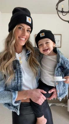 Mother Son Matching Outfits, Mom And Baby Outfits, Family Outfits, Toddler Outfits, Kids Outfits, Toddler Boy Haircuts, Toddler Boys, Toddler Boy Style, Baby Boy Style