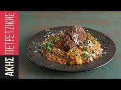 Μοσχαράκι γιουβέτσι στη χύτρα ταχύτητας | Kitchen Lab by Akis Petretzikis - YouTube Greek Recipes, Japchae, Lunch, Cooking, Ethnic Recipes, Youtube, Food, Cucina, Eat Lunch