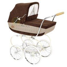 Classica Balestrino Klasyczne wózki znowu w modzie.