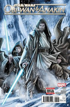 Master and Apprentice Strike in Obi-Wan & Anakin #1 – Exclusive Preview