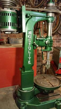 """Show us your cool, """"old"""" drill press - Page 73 - The Garage Journal Board"""