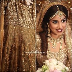 looks like a sabyasachi anarkali. Indian Bridal Fashion, Indian Bridal Wear, Asian Bridal, Indian Wedding Outfits, Pakistani Bridal, Wedding Attire, Asian Fashion, Indian Outfits, Indian Wear
