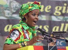 Zimbabwe's Mnangagwa says no immunity for former First Lady Grace Mugabe - http://zimbabwe-consolidated-news.com/2018/01/26/zimbabwe039s-mnangagwa-says-no-immunity-for-former-first-lady-grace-mugabe/