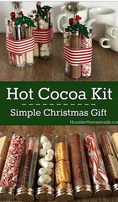 hot cocoa kit gift
