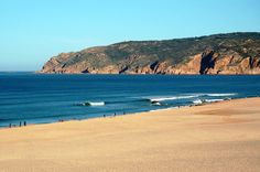 """Guincho, Portugal is one of Europe's Best Beaches according to DuVine 01.04.2015 