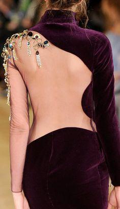 Tony Yaacoub Haute Couture Fall 2013