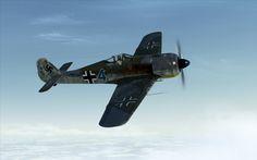 Fw-190 Blue 4