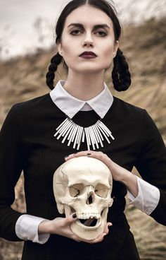 The Goth Hipster (esfriertmich: Halloween photoshoot October,...)