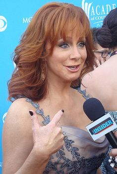Reba!! Best Female Country Artist!