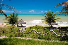 Praia do Tororão - Prado, Bahia