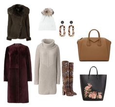 """""""gh"""" by minona-1 on Polyvore featuring мода, Lands' End, Dolce&Gabbana, Bogner, Givenchy и MANGO"""