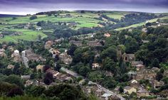 Last of the Summer Wine country, Holmfirth, West Yorkshire – SummerBlue South Yorkshire, Yorkshire Dales, Last Of Summer Wine, Places To Travel, Places To Visit, Park Around, British Isles, Beautiful Islands, Wine Country