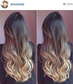 Ombré hair para Morenas Más