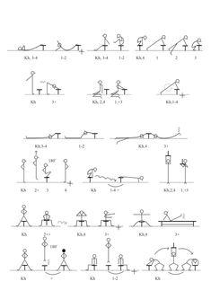 Manga Poses, Acrobatic Gymnastics, Yoga For Kids, Body Weight, Human Body, Exercise, Workout, School, Exercises
