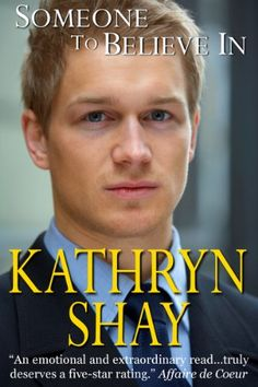 Contemporary romance SOMEONE TO BELIEVE IN by Kathryn Shay, first in her O'Neil Family Trilogy.Bailey O'Neil, aka the Street Angel, has been the archenemy of Senator Clay Wainwright since he was a district attorney and she a young social worker. He put her in jail for harboring a teen offender and never looked back. 11 years later, when Bailey and Clay are thrown together on the mayor's task force, the impossible happens—they fall in love. FREE today (9/7/12) for Kindle, Nook, iBooks, and…