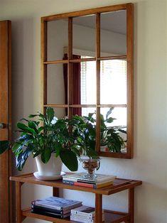 Dicas legais e úteis para aproveitar aquela velha janela de madeira