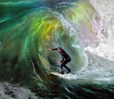 not the average surfing photo