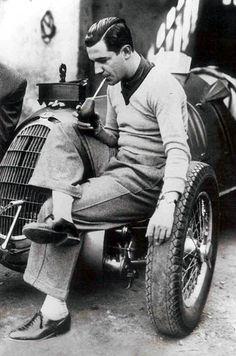 Motor racing memories. : Photo