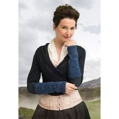 Outlander Yarn Kit Pursuit Of Craigh Na Dun Arm Warmers