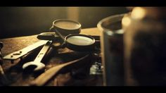 """Canon 550D / t2i video test in a workshop by Louis du Mont. Music: """"Fixing Wall-e"""" by Thomas Newman."""