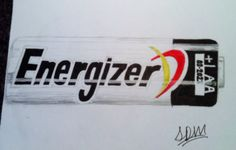 My Battery drawing