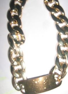 Kup mój przedmiot na #vintedpl http://www.vinted.pl/damska-odziez/inne-ubrania/9657585-zloty-naszyjnik-z-blaszka