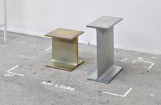 K Table by Kai Linke http://www.kailinke.com/web/English/K_Table/