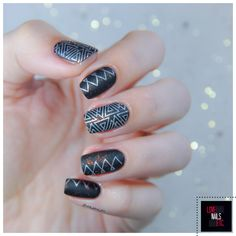 Essence Clear Stampy Set Review _ Love Nails Etc5
