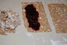 Homemade Nutrigrain Bars