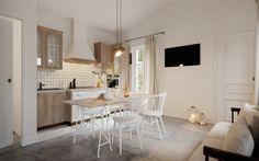 Casinha colorida: Vai projetar ou reformar a sua cozinha? Veja dicas essenciais 2