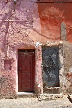 "thetrans-atlantic: "" marrakech, morocco by Paul Kelly """