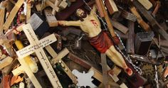 The Cross and the Crucifix