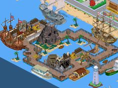 I need some inspiration. Anyone had designs to share? Springfield Simpsons, Springfield Tapped Out, Springfield Armory, The Simpsons Game, Galaxy Wallpaper, Fish Tank, Time Travel, Pirates, Sims